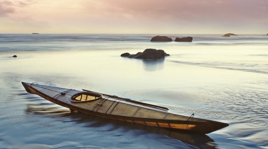 A World Away With Seawolf Kayak's Kiliii Yuyan