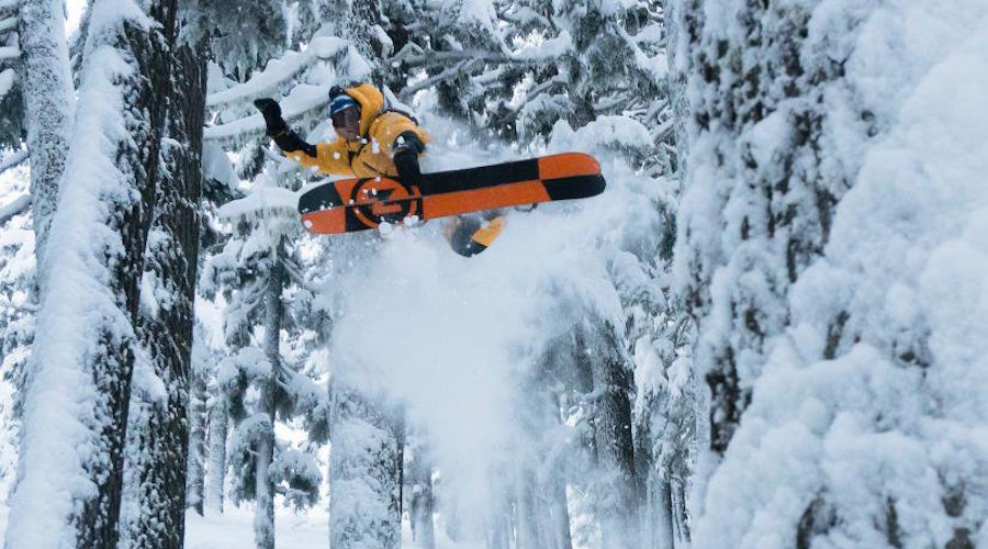 The North Face Adds Three Snowboarders