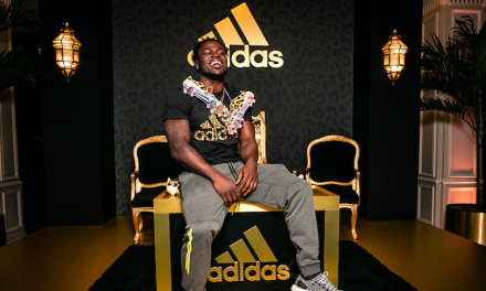 Adidas Signs Jabrill Peppers