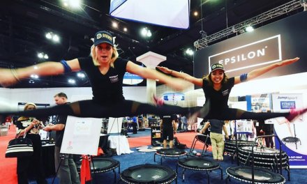 Nearly 12,000 Attend IHRSA's Annual Convention & Trade Show