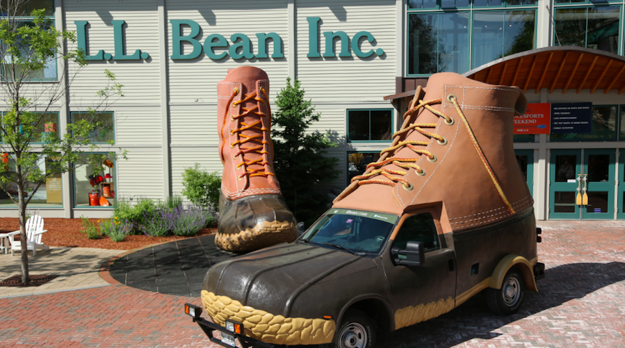 L.L.Bean Reports Flat Sales For 2016