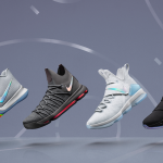 Nike Q3 Boosted By International Gains