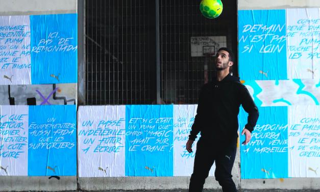 Puma To Sponsor Olympique De Marseille