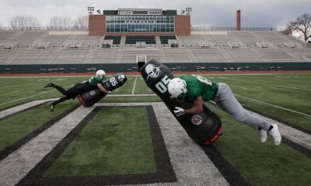 Can A Tackling Robot Prevent Football Concussions?