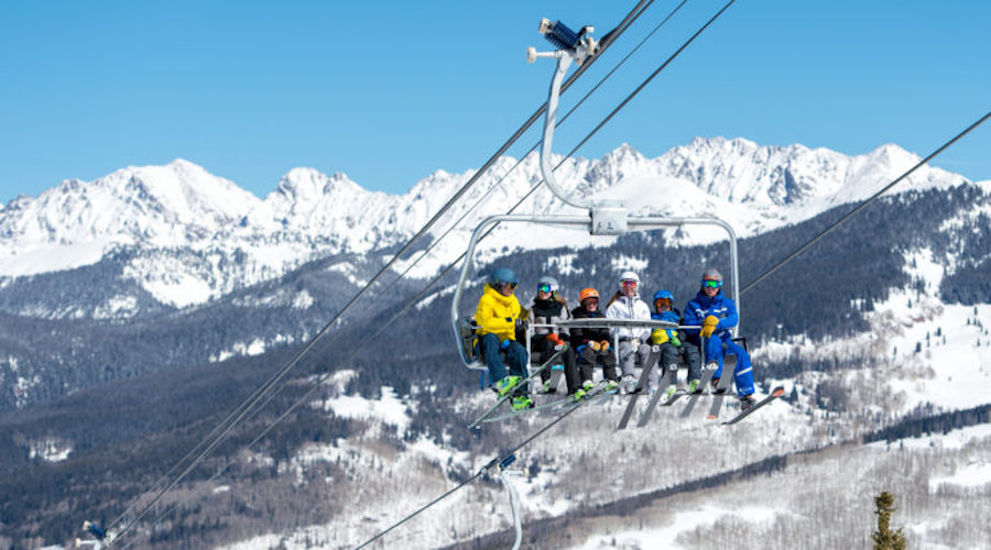Vail Resorts Sees 21 Percent Q2 Sales Gain