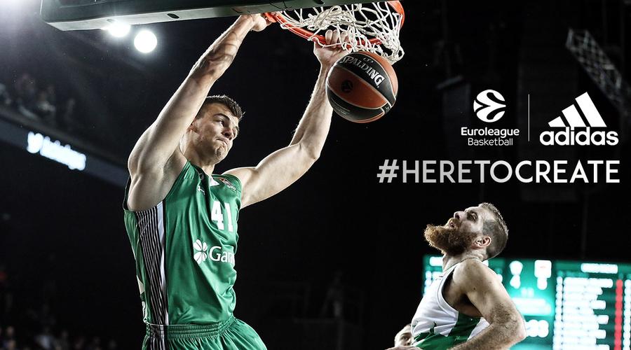 Adidas, Euroleague Basketball Extend And Amplify Partnership