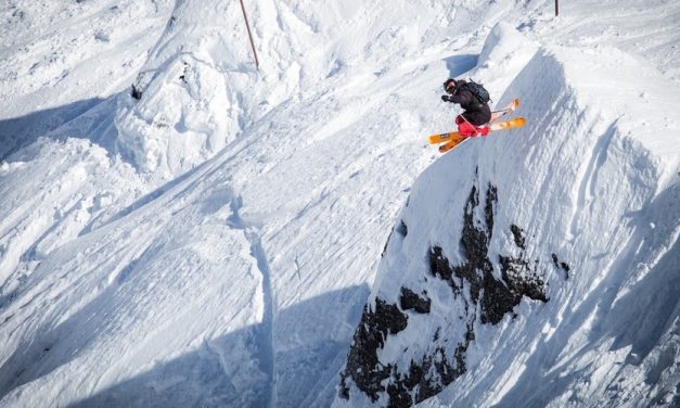 The North Face's Peak 2 Park Competition Brings Athletes Together