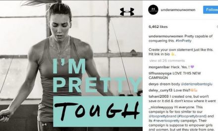 Under Armour Launches #ImPretty Campaign
