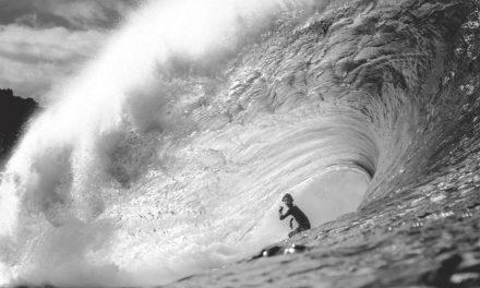 Electric Signs Surfer Noah Beschen