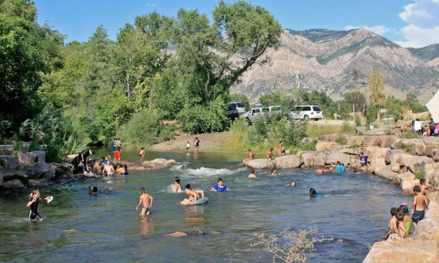 River Restoration Provides Improvements Seen Downstream