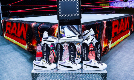 Puma Partners With Foot Locker On WWE-Collection