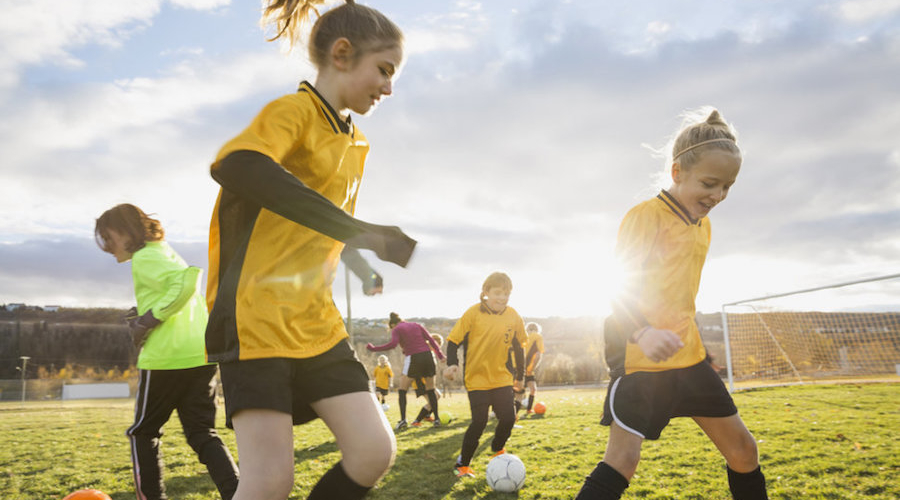 Study: Female Soccer Players Have Highest Concussion Rate