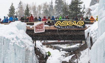 Ice Climbing Festivals Are Frozen Communities