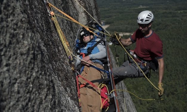 Gravity Meets Humanity At Sterling Ropes