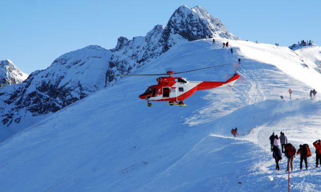 In Colorado, Search And Rescue Efforts Won't Cost You