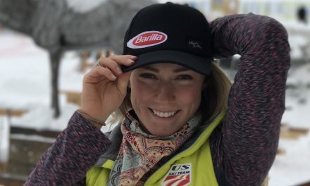 Bigtruck Scores Mikaela Shiffrin Collab