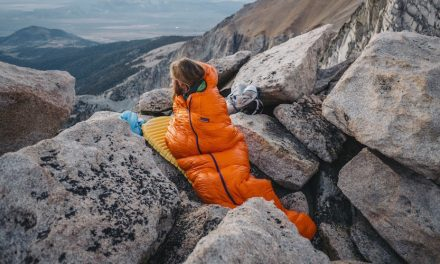 Patagonia Launches First Sleeping Bag