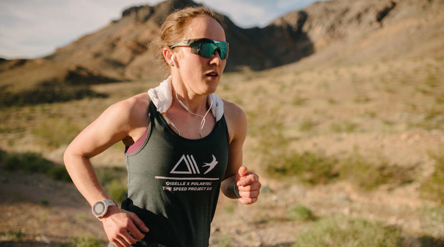 Polartec And Oiselle Take On The Speed Project