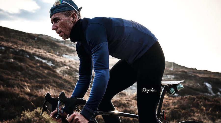 Rapha Kicks Off Monuments Cycling Fan Challenge