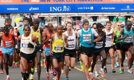 Road Race Finishers See Third Straight Year Of Declines