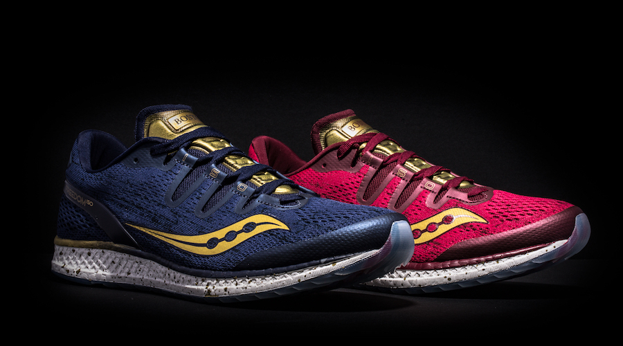 Saucony Boston Freedom ISO