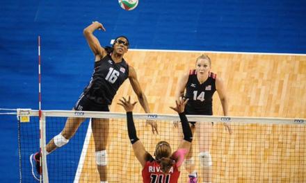 USA Volleyball Renews VERT Partnership