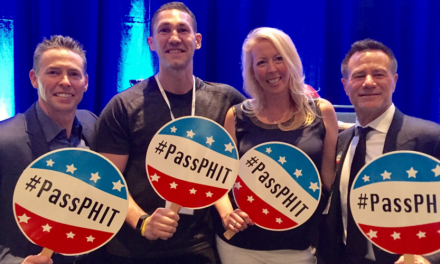IHRSA 2017 Puts PHIT Act Center Stage