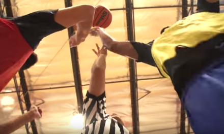 Basketball Gym Offers Officiated Pickup Games
