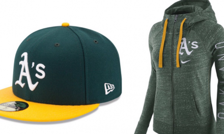 Fanatics Partners With Oakland A's