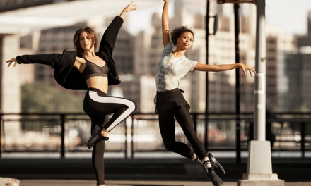 Puma Encourages Women To Fly In Leggings