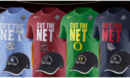 Fans Rush To Purchase Final Four Gear