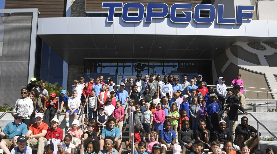 Topgolf Teams Up With PGA Tour And LPGA