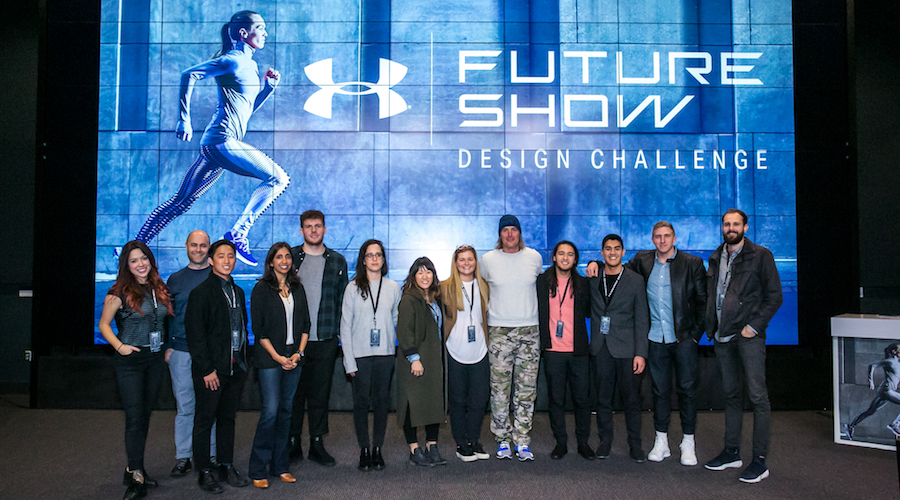 Under Armour Hosts Design Future Show