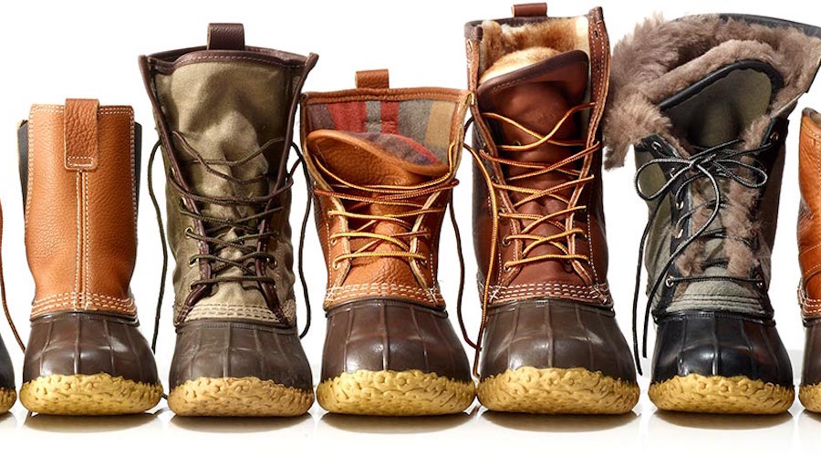 L.L.Bean Tries Limited-Edition Fashion