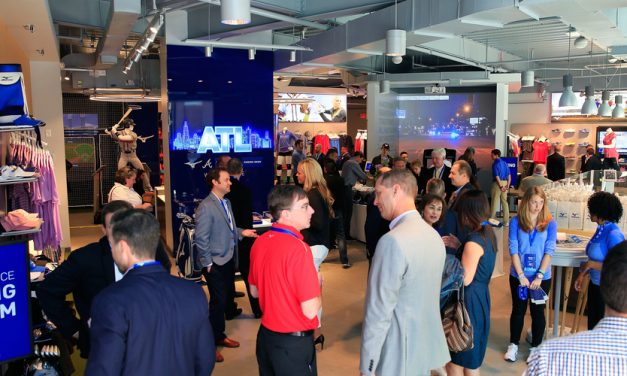 Take A Look Inside Mizuno's Atlanta Experience Center