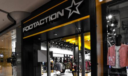 Footaction Opens First International Store
