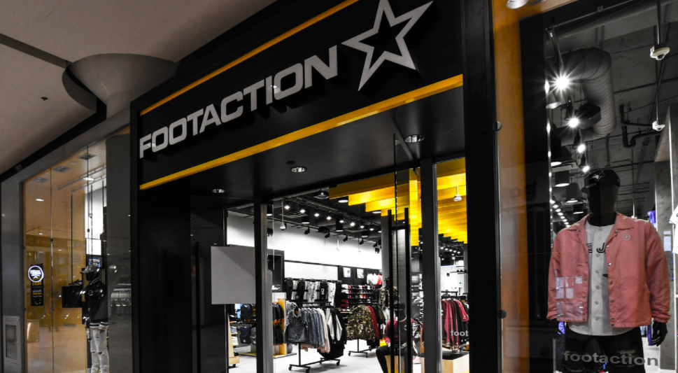 8b15e8f79b0 Footaction Opens First International Store | SGB Media Online
