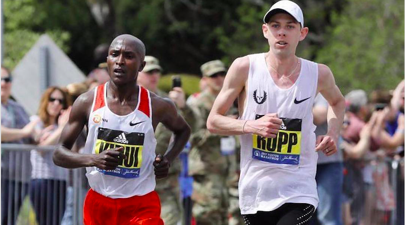 How Did Running Brands Do In The Boston Marathon?