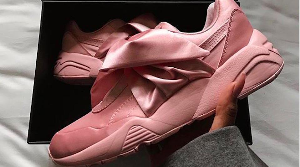 Puma Sues Forever 21 Over Rihanna Shoes
