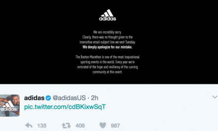 Adidas Stirs Anger With Boston Survivors E-Mail