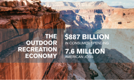 Outdoor Industry Association Releases The Outdoor Recreation Economy Report