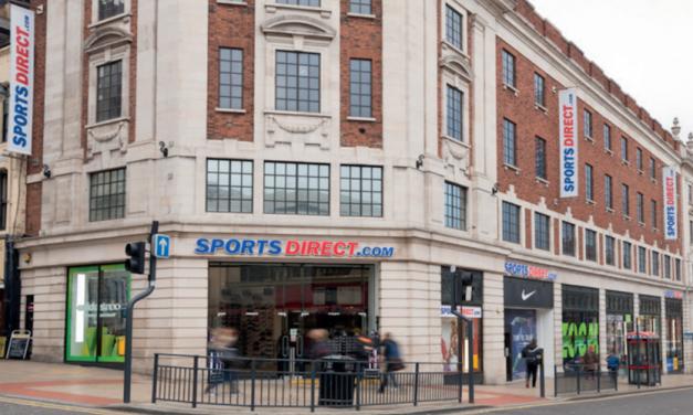 Sports Direct Breaks Into U.S. Retailing