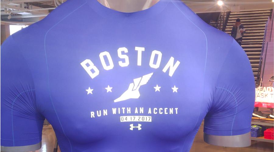 Check Out The Boston Marathon T-Shirts!
