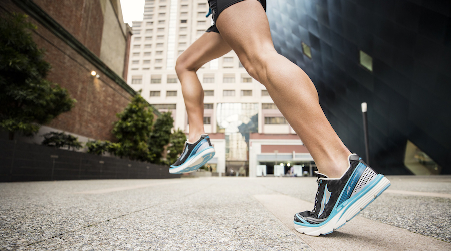 Altra Puts Coaching Tips In A Running Shoe