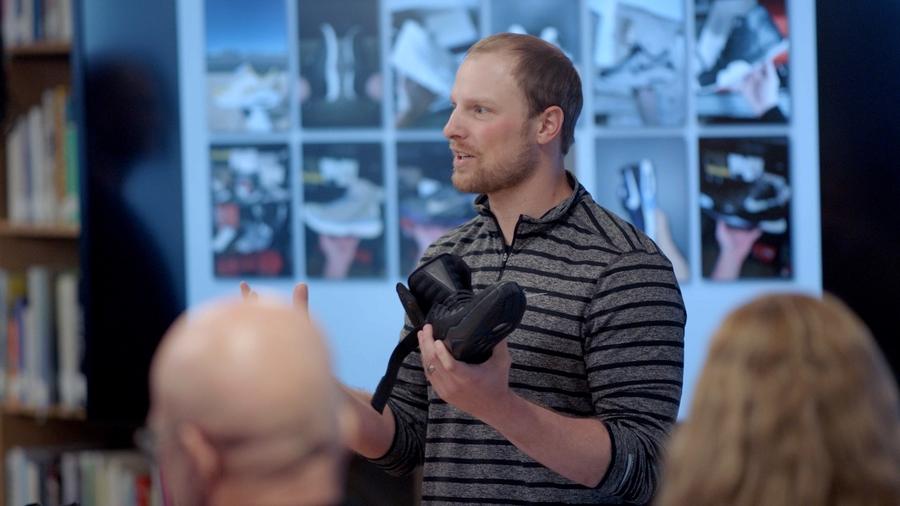 Nike Ease Challenge Winner Reimagines Hyperdunk