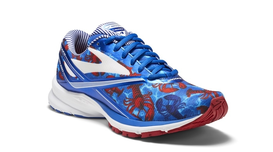 Check Out The Boston Marathon Shoes