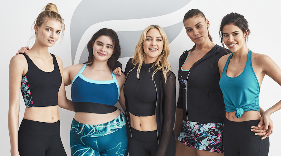 Fabletics Launches Plus Size Activewear
