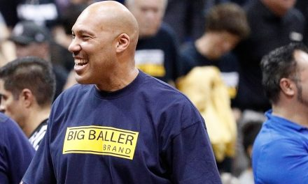 LaVar Ball Goes On Offense Versus Nike Exec