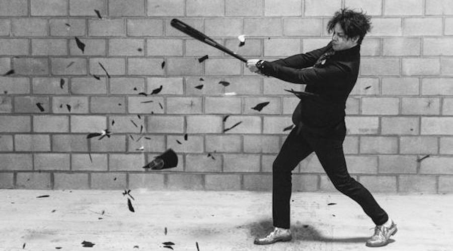 Jack White Transforms Into Baseball Trickster Spirit