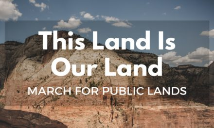 Outdoor Industry Organizations Plan Utah State Capital March During OR